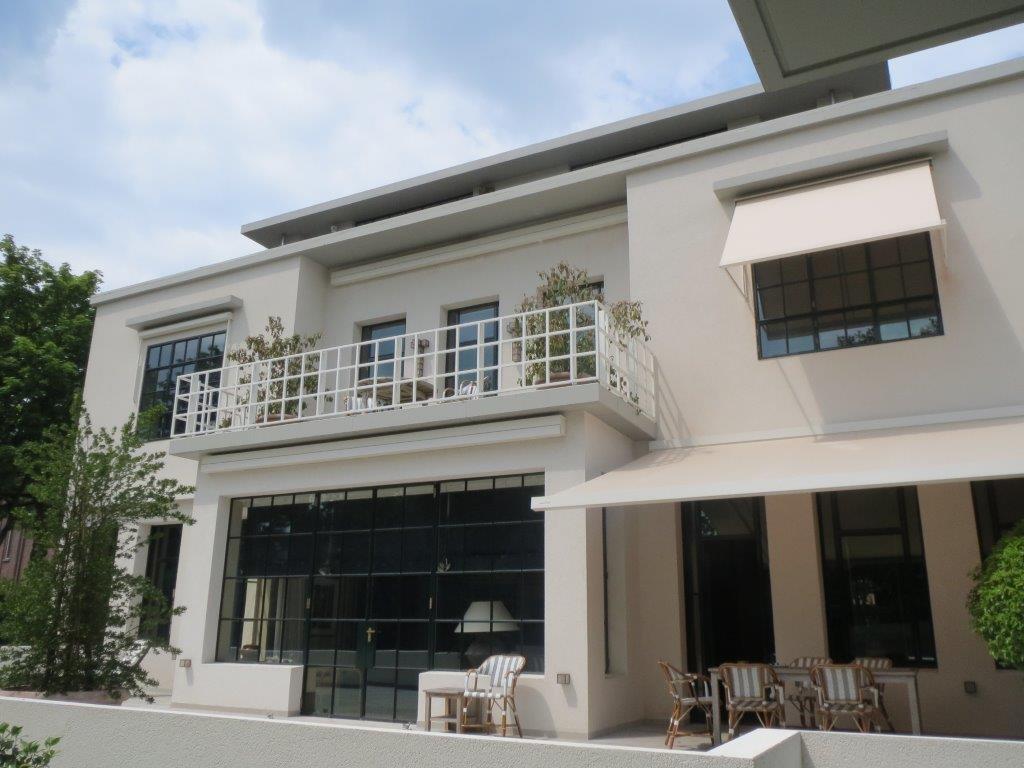 Uitbreiding Aan Huis : Restauratie en uitbreiding rijksmonument u chet witte huis u c te tilburg