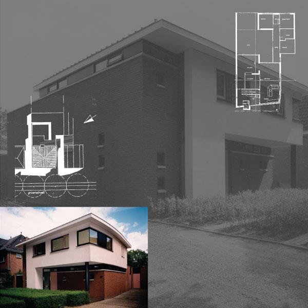Villa Besselink te Udenhout