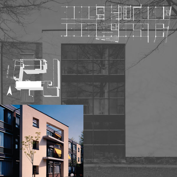 Renovatie westervleugel verzorgingshuis Zonnehof te Tilburg