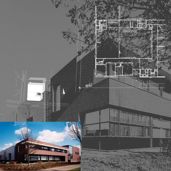Nieuwbouw Bouwopleiding Midden Brabant te Tilburg