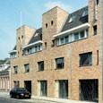 5 herenhuizen aan de Goirkestraat te Tilburg