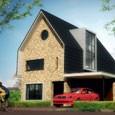 Nieuwbouw woonhuizen Bolakker te Hilvarenbeek