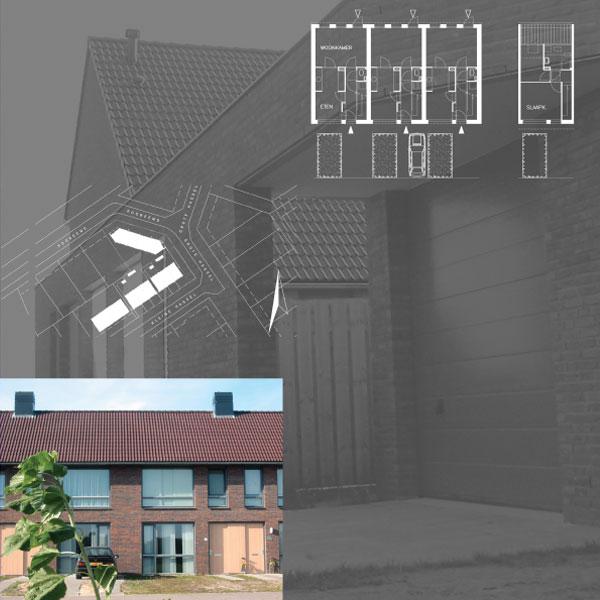 4 huur, 6 starters- en 2 levensloopbestendige woningen 'De Hasselt' te Lage Mierde