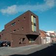 23 woningen en 8 appartementen aan de Hoefstraat