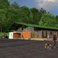 Nieuwbouw Paardensportvereniging te Waalwijk
