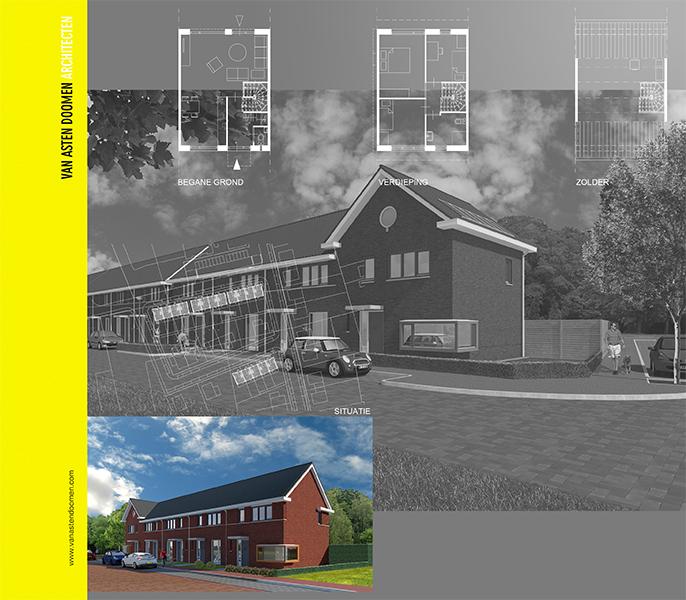 Nieuwbouw 17 Woningen Gelderakkers Hilvarenbeek