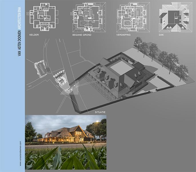 Nieuwbouw Herberg Den Hemel